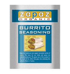 buritto seasoning